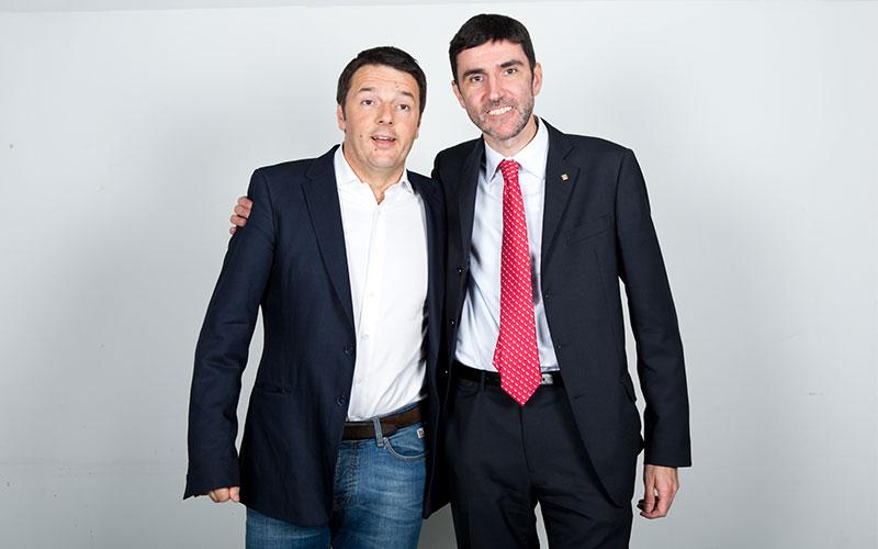 Renzi e Gariglio