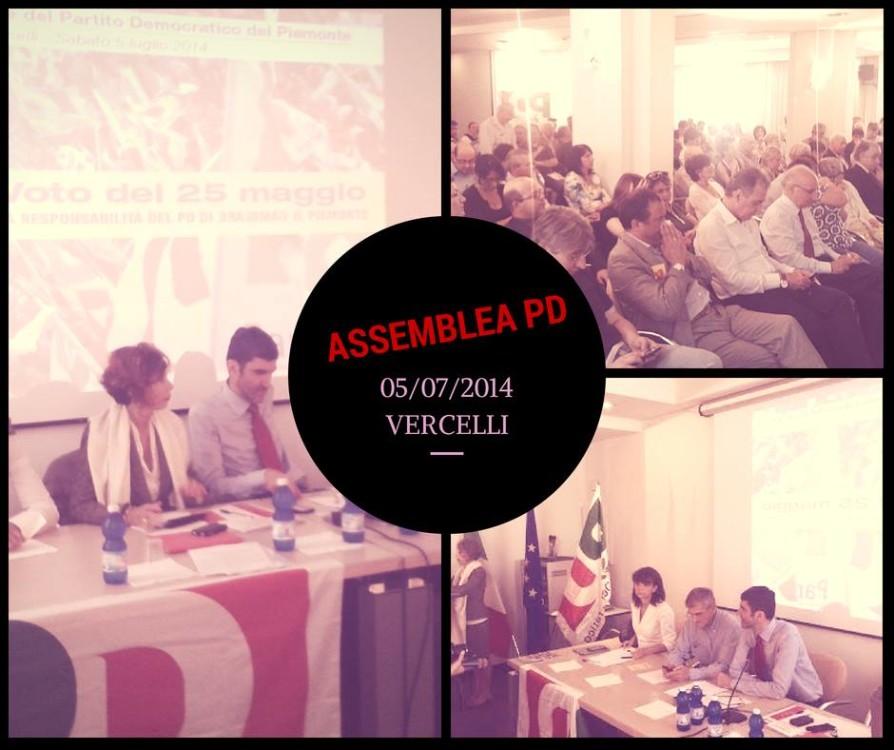 Assemblea PD_Vercelli